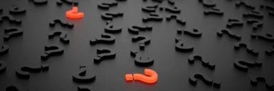 questions header