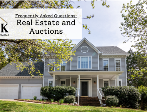 Frequently Asked Questions: Real Estate and Auctions