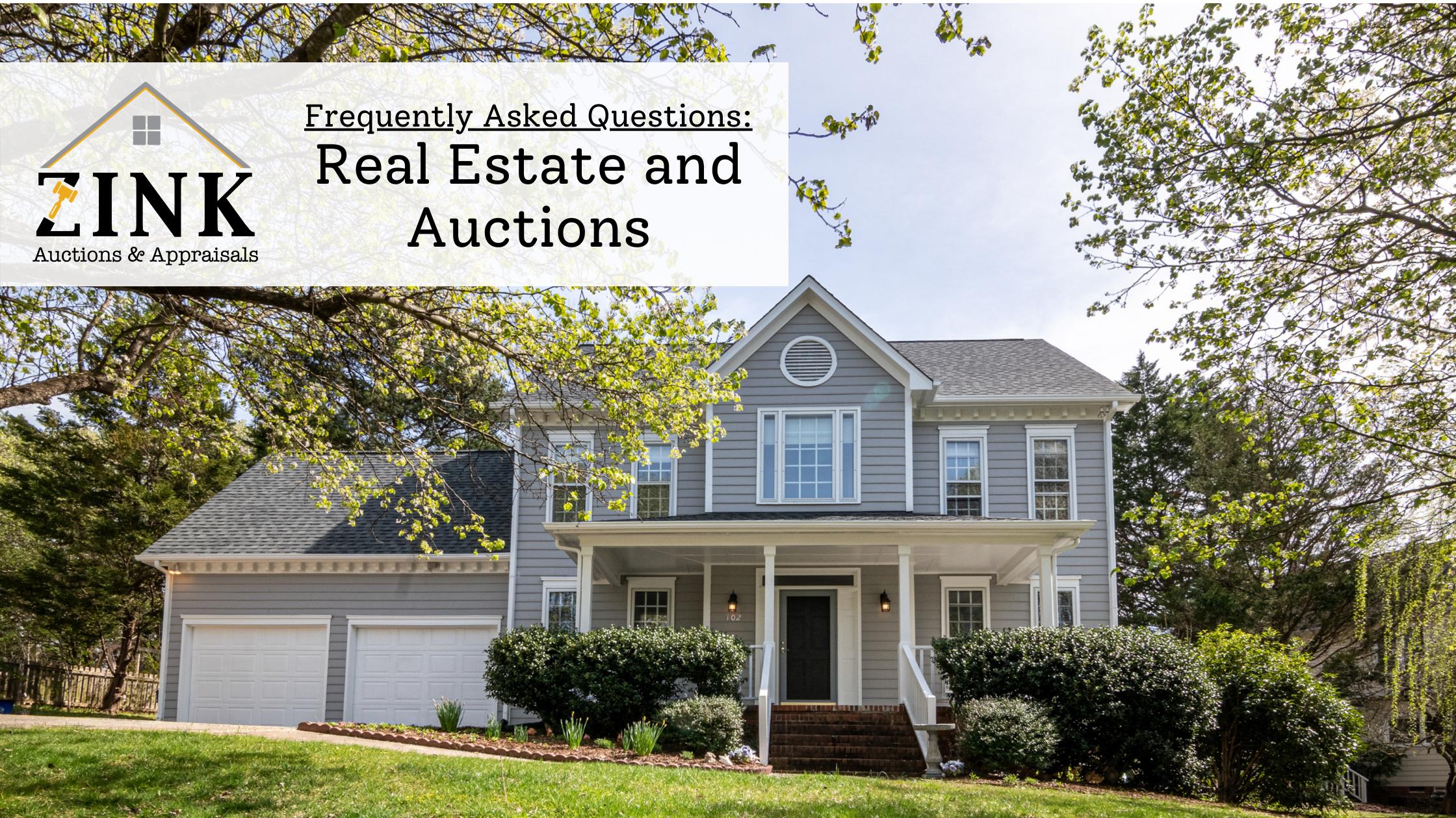 Zink Blog FAQ Real Estate