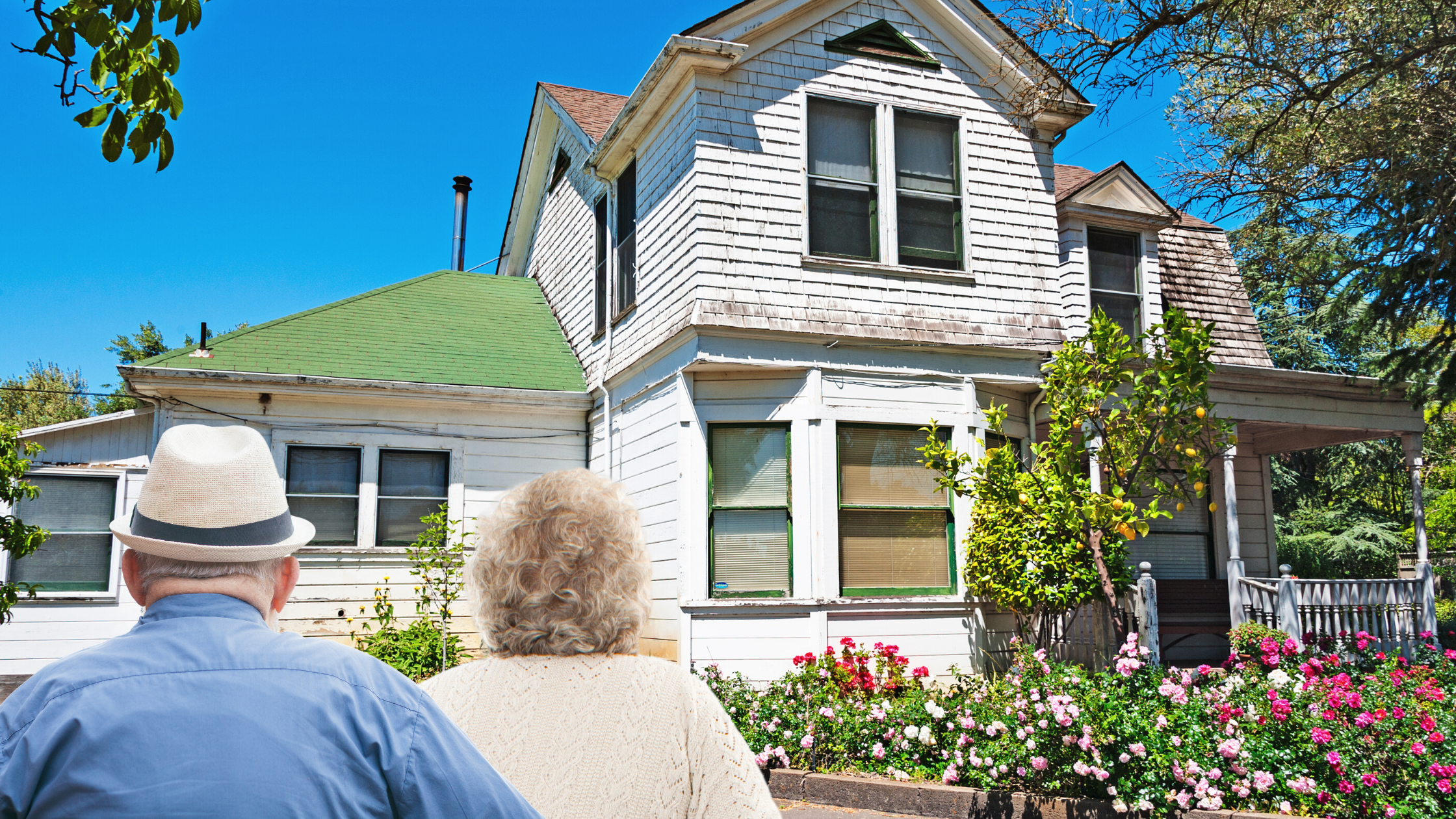 Selling the Family Home - 5 Tips for Letting Go
