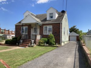 Front View of 6619 Danville Avenue, Baltimore, MD 21224